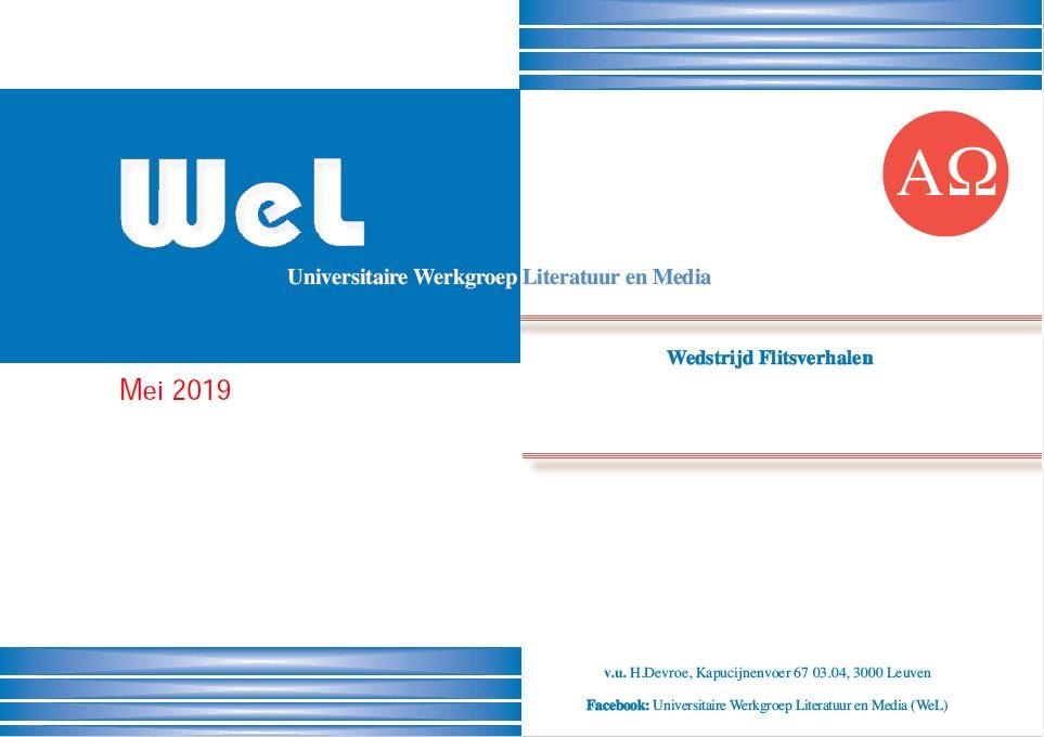 Voorblad Wel Digitaal 1 Mei 2019
